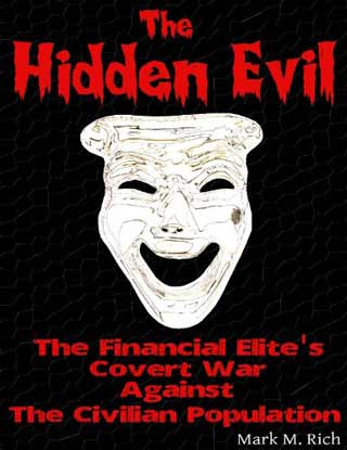 Organized Stalking and Mind control - The hidden evil by Mark Rich